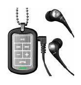 Bluetooth stereokuulokkeet handsfreellä
