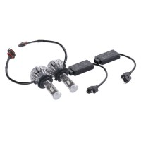 Laadukkaat CBI:n valmistamat ja erittäin kirkkaat LED-polttimot auton ajovaloihin. LED-polttimo on tavallista polttimoa paljon pitkäikäisempi ja käyttää vähemmän energiaa.
