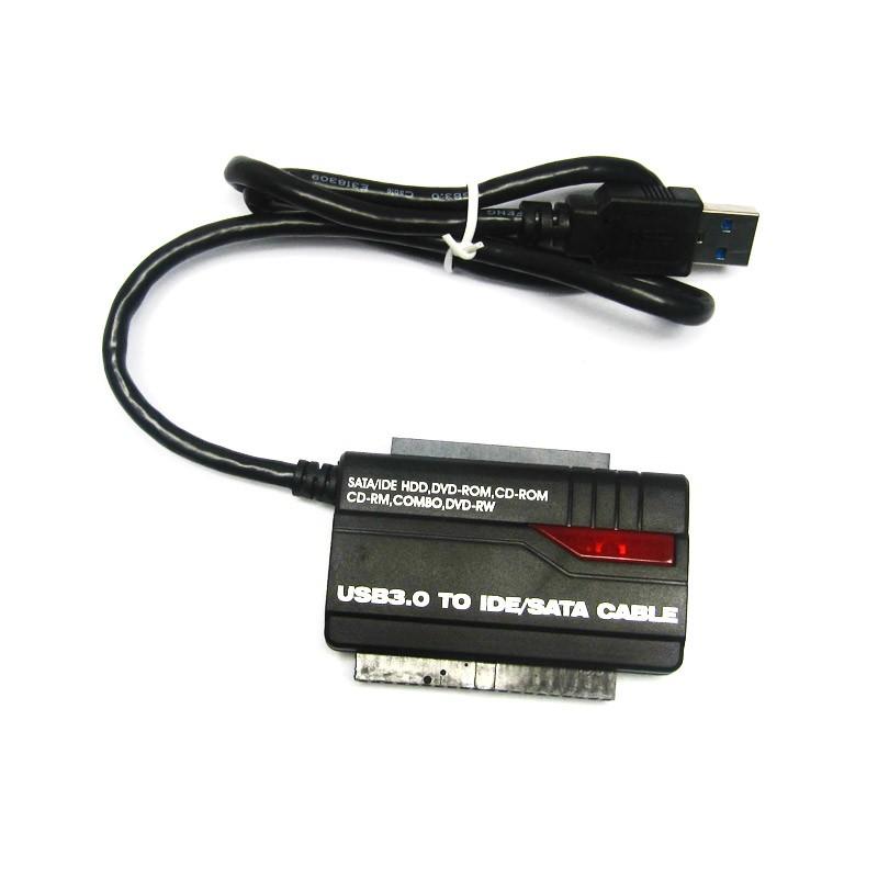 USB-IDE/SATA -adapt| USB-IDE/SATA -adapteri