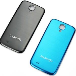 Samsung S4 metallinen takakansi