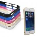 iPhone 5/5S metallireunus