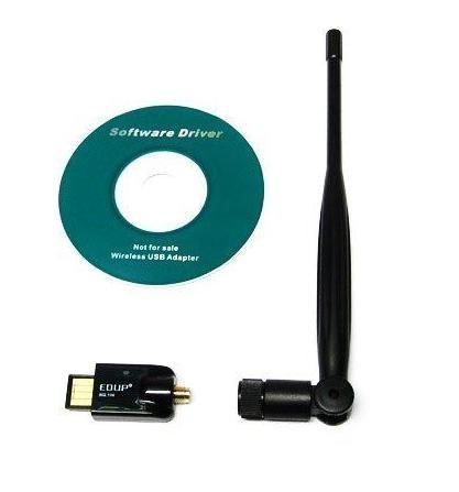 Wireless USB Receiver (With Antenna)