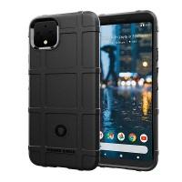 Jykevä suojakuori pitää Google Pixel 4XL puhelimesi tehokkaasti turvassa iskuilta. Suojakotelo on suunniteltu suojaamaan iskuilta erityisesti puhelimen kulmia.