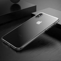 Skydda din iPhone X med stil! Detta transparenta skydd ger även ett stadigare grepp om telefonen så att den inte faller i marken eller golvet i misstag.