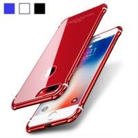 Högkvalitativt skyddsfodral som passar din iPhone 8 eller 8 Plus, materialet är gjort av glas så det känns bra i handen och finns att fås i fyra olika färger!