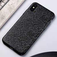 Tyylikkään kimalteleva ohut suojakuori suojaa iPhone X puhelintasi turhilta naarmuilta ja kolhuilta.