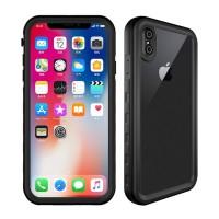 Vedenkestävä redpepper suojakuori turvaa Apple iPhone XS -älypuhelimen kevyesti mutta varmasti - IP68-suojausluokitus!