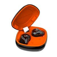 Shanling langattomat kuulokkeet tuottavat todella puhtaan äänenlaadun. Laadukas balanced armature elementti + dynaaminen elementti.