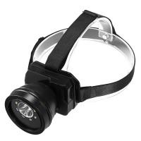 Otsalamppu FullHD-videokamera kirkkailla LED-valoilla on kirkkailla LED-valoilla varustettu ja päässä mukavasti istuva, vain 100g painava otsalamppukamera.