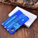 12-in-1 taskutyökalu lompakkoon