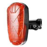 Smart baklampa till din cykel med inbyggd GPS-tracker. Hitta din cykel med hjälp av gratisappen, få varningar om cykeln rör sig eller exempelvis skakar.