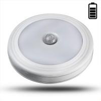 Laddbar LED lampa som du kan fästa på metallytor eller med det två sidiga tejpet som medföljer. Lampan går även att fås i två olika färger, 3200K och 6500K.