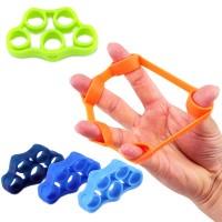 Tarvitsetko rautaa sormiin & ranteeseen? Tällä treeninauhalla saat hyvin ranteen sekä sormet pumppiin jo lyhyen treenin jälkeen. Todella helppo käyttää:Laita sormet yhteen ja yritä saada kämmen mahdollisimman auki.