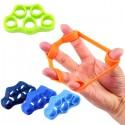 Finger / wrist training band