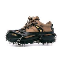 Liukuesteet kenkiin ovat edulliset ja jämäkät kenkäpiikit, joiden avulla et ole liukkailla keleillä naamallasi. Nopeat ja helpot käyttää.