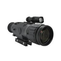 Bestguarder WG-60 on digitaalinen yökiikaritähtäin (4.5x50) LED-infapunalähettimellä, jolla tähtäät niin hämärässä kuin pilkkopimeässä - ja saat sen videolle!