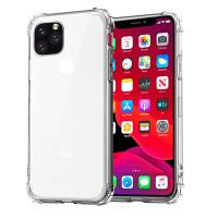Edullinen mutta korkealuokkainen läpinäkyvä suojaktelo Apple iPhone 11 puhelimelle. Antaa hyvän pidon puhelimesta. Tässä varma valinta Apple iPhone 11 suojakuoreksi.