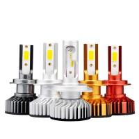 Tehokkaat 56W LED-polttimot auton ajovaloihin erittäin halvalla. Kirkas kylmän valkoinen 6000K valo antaa autolle tyylikkään modernin ulkonäön. Helppo asentaa.