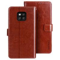 Håll din Huawei Mate 20 Pro skyddad från nycklar och mynt samt reporna som lätt inträffar. Snyggt flip-cover med kortfickor.
