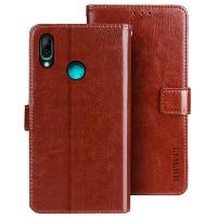 Tämä oiva flip cover mallinen lompakkosuojakuori pitää Huawei P Smart 2019 laitteesi turvassa osumilta monipuolisesti ja tehokkaasti. Myös korttipaikat ja setelitasku!
