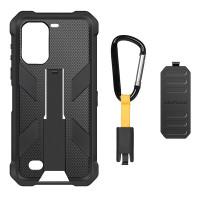 Virallinen suojakotelo Ulefone Armor 7 älypuhelimeen vyöklipsillä suojaa monipuolisesta puhelinta iskuilta. Ehdoton Ulefone Amor 7 lisävaruste.
