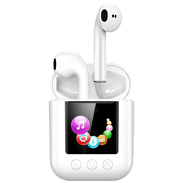 REMAX trådlösa hörlurar med MP3 spelare