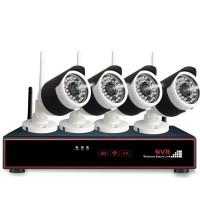 E-villen helppokäyttöisin valvontakamerajärjestelmä nyt saatavana FullHD tarkkuudella ja parannetulla ohjelmistolla. Plug-and-play -asennus eikä turhaa säätöä.