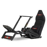 Next Level Racing F-GT -ajotuoli mukautuu kätevästi jokaisen kilpakuskin tarpeisiin sen monien säätömahdollisuuksien ansiosta.