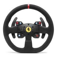 Thrustmaster 599X EVO30 Add-on-ratten är designad med den legendariska Ferrari 599 EVO-ratten som modell.