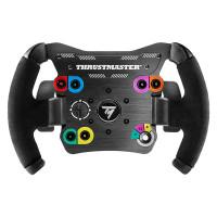 Thrustmaster Open Wheel Add-on-ratten är ett realistiskt val för varje simulatorförares behov. Känslan i ratten kan jämföras med en riktig racerbil!