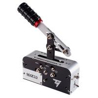 Thrustmaster TSS Handbroms Sparco Mod är en kanon handbroms för den drift-hungriga och bilspelsföraren.