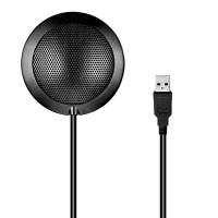 Diel 360° pöytämikrofoni on erinomainen mikrofoni kotikäyttöön ja kokoushuoneisiin! Edullinen pöytämikrofoni vastaanottaa puhetta jokaisesta suunnasta ympäriltään.