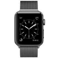 Simppelin tyylikäs ruostumattomasta teräksestä valmistettu verkko Apple Watchin ranneke on varma valinta niin arkeen kuin juhlaankin. Verkkoranneke on pikakiinnitteinen magneetin avulla, joten saat pituuden juuri sellaiseksi kuin haluat.