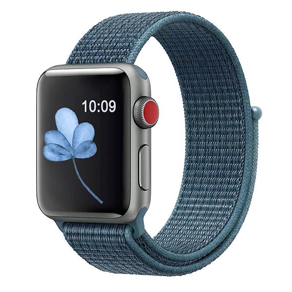 Nylon Apple Watch vararanneke