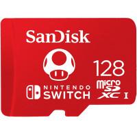 128 GB minneskort för Nintendo Switch. Spara flera av dina spel på ett och samma minneskort. Hög läs- och skrivhastighet garanterar alltid en smidig spelupplevelse.