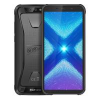 Blackview BV5500 Plus on Android 10:llä varustettu IP68-vedenkestävä älypuhelin ja uusin osa suosittua edullista IP68-älypuhelinten BV5500 -sarjaa.