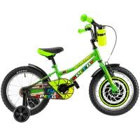 DHS Speedy on laadukas lasten pyörä joka on varusteltu erinomaisilla ominaisuuksilla ja valmistettu laadukkaista osista. Huippu hieno ulkonäkö ja pitkä takuu.