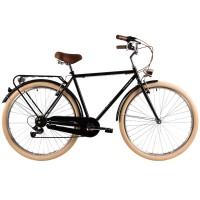 DHS Citadinne kaupunkipyörä kuudella vaihteella. Tyylikäs retro henkinen polkupyörä joka on valmistettu laadukkaista osista. Pitkä 5 vuoden runkotakuu.