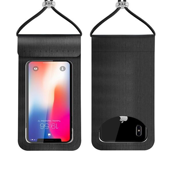Vattentät mobilväska