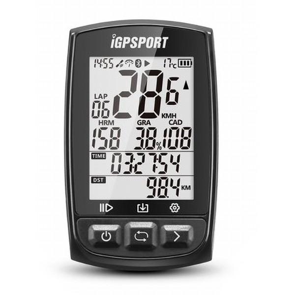 iGPSPORT iGS50E cykelmåler med GPS