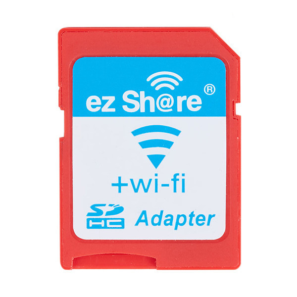 Ezshare WiFi-microSD-adapter