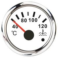 Jäähdytysnesteen lämpötilan mittari kertoo sinulle autosi tai koneesi jäähdytysnesteen lämpötilan ajon aikana. Pidä silmällä moottorisi lämpötilaa!