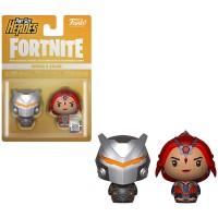 Fortnite Omega & Valor figuuri hahmot. Nämä Funko Pint Size Heroes figuurit ovat aitoja ja lisensoituja Fortnite tuotteita. Löydyttävä jokaisen fanin hyllystä!