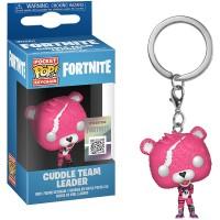 Funko POP! sarjaan kuuluva Fortnite Cuddle Team Leader avaimenperä. Tämä avaimenperä on ehdoton hankinta kaikkien Fortnite fanien avainnippuun.