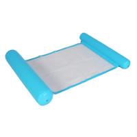 En sjov og afslappende vandhængekøje, der lader dig dase af vandet og nyde dit ophold! Lavet af stærk PVC-plast.