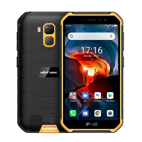 Ulefone Armor X7 Pro kompakt holdbar telefon