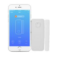 Ett dörr- och fönsterlarm skyddar både dig och ditt hus. Appen meddelar din telefon på direkten den upptäcker aktivitet. Utmärkt verktyg för hem eller stuga!