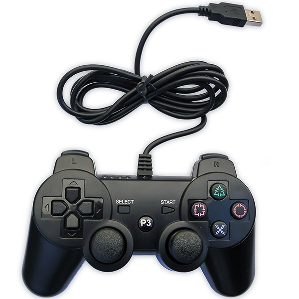 PS3 langallinen tarvikeohjain