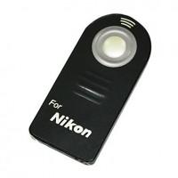 Turvalliseksi ja luotettavaksi todettu Nikonin järjestelmäkameran etälaukaisin, joka toimii IR-vastaanottimen kautta. Jokaisen valokuvaaja perusväline!