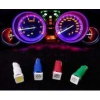 Nämä tyylikkäät LED-lamput antavat mittaristolle aivan uuden ilmeen.